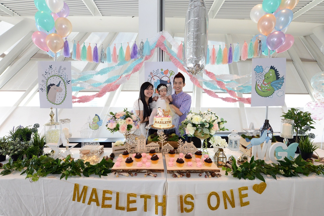 How To Plan A First Birthday Celebration In Singapore