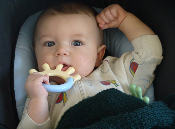 7 Simple Methods We Used To Solve Maeleth S Baby Teething