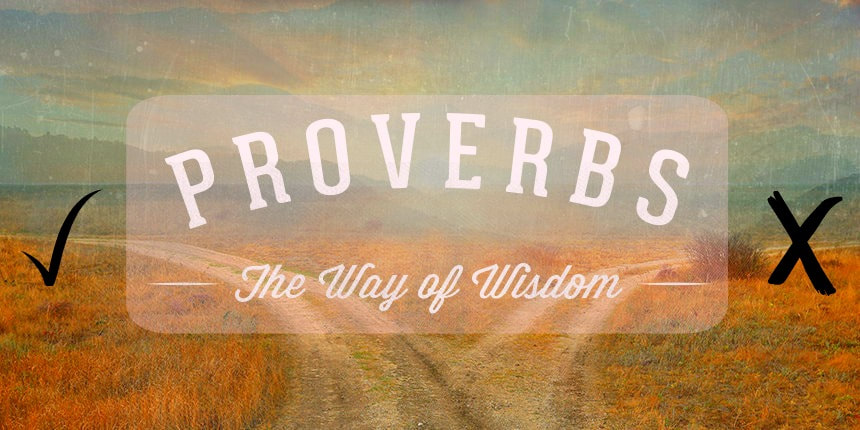 A Year of Bible Study on the Book of Proverbs - The Hesed
