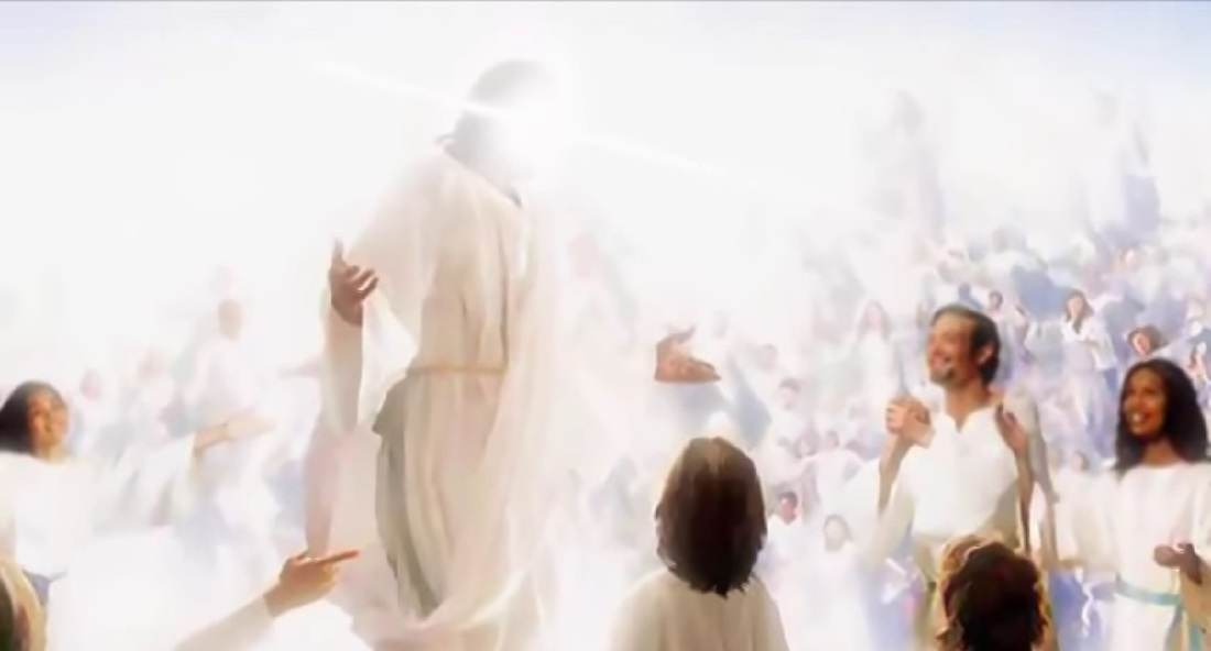 The Bible says that the number of people who are saved and appear in heaven after the Rapture could not be numbered, but it doesn't say that of the people in hell. More people are being saved than we think!