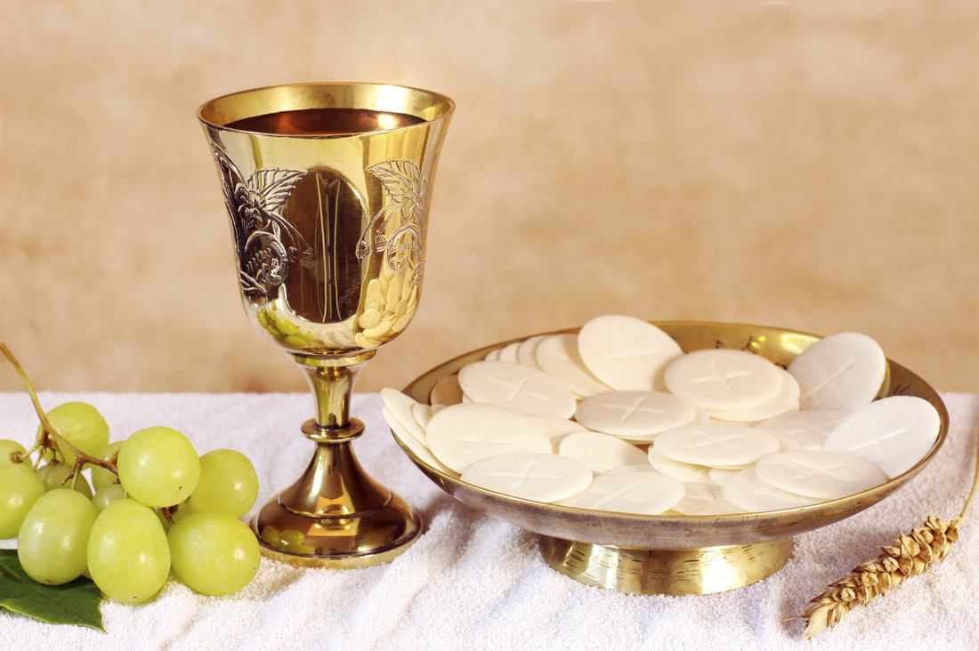 How to discern the Lord's body: The broken body of Christ is for our healing. The shed blood of Christ is for the forgiveness of our sins. The communion is the eucharist - giving thanks to God for what Jesus has done for us at the cross!