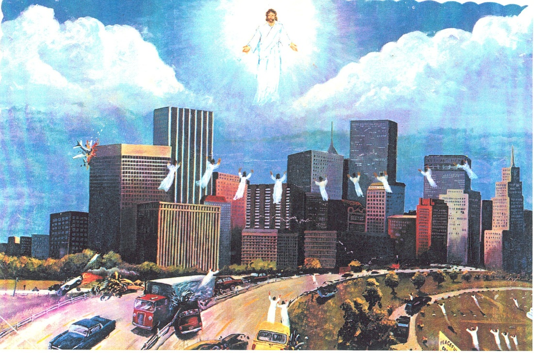 The Rapture will happen first before the Great Tribulation goes into full force. We who believe in Jesus Christ as our Lord and Savior will be taken up to be with Him forever in new glorified bodies.