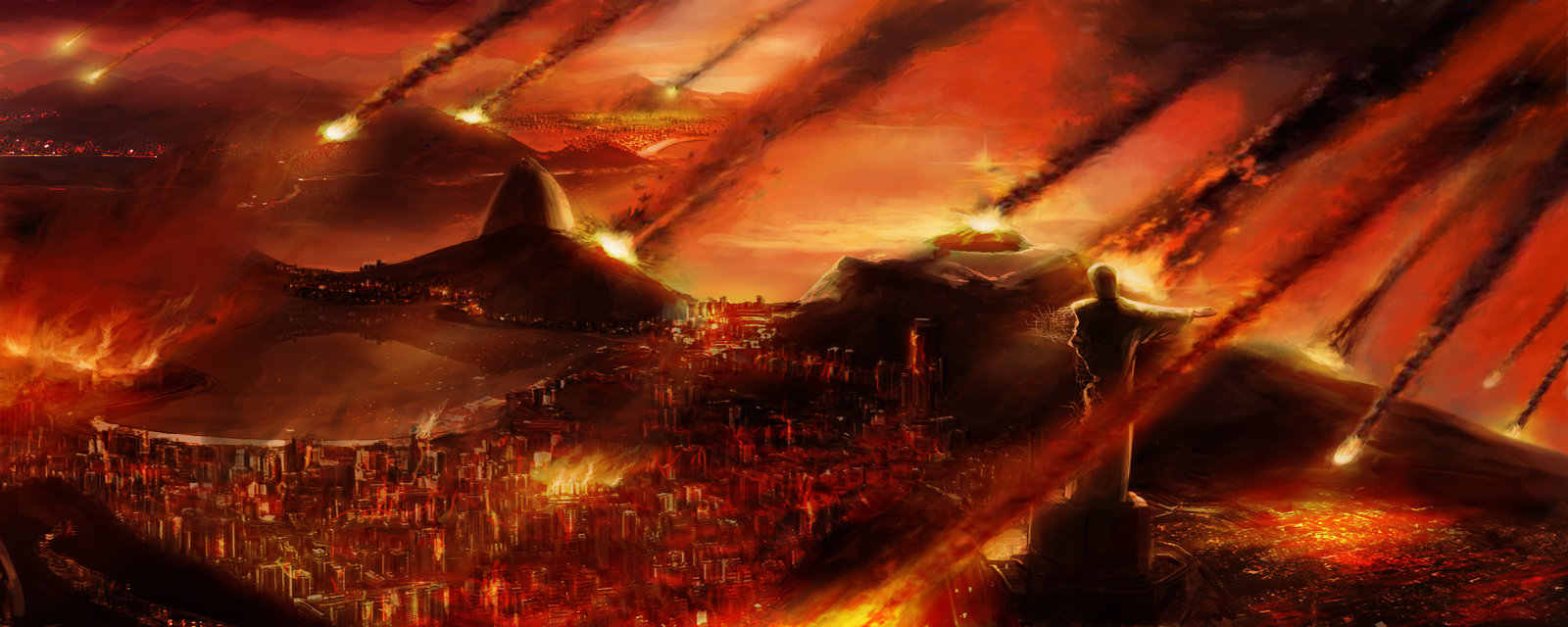The Great Tribulation is a future period of 7 years of great suffering on earth due to the tyrannical rule of an evil global dictator called the Antichrist, and also God's judgment and wrath being poured out into the world.