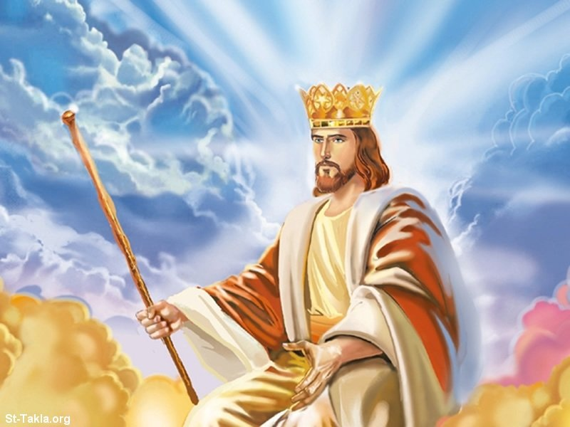Jesus Christ is the only King with an everlasting rule over the world. He will rule righteously and the new world will be a peaceful, prosperous, healthy place! Come Lord Jesus, come quickly!