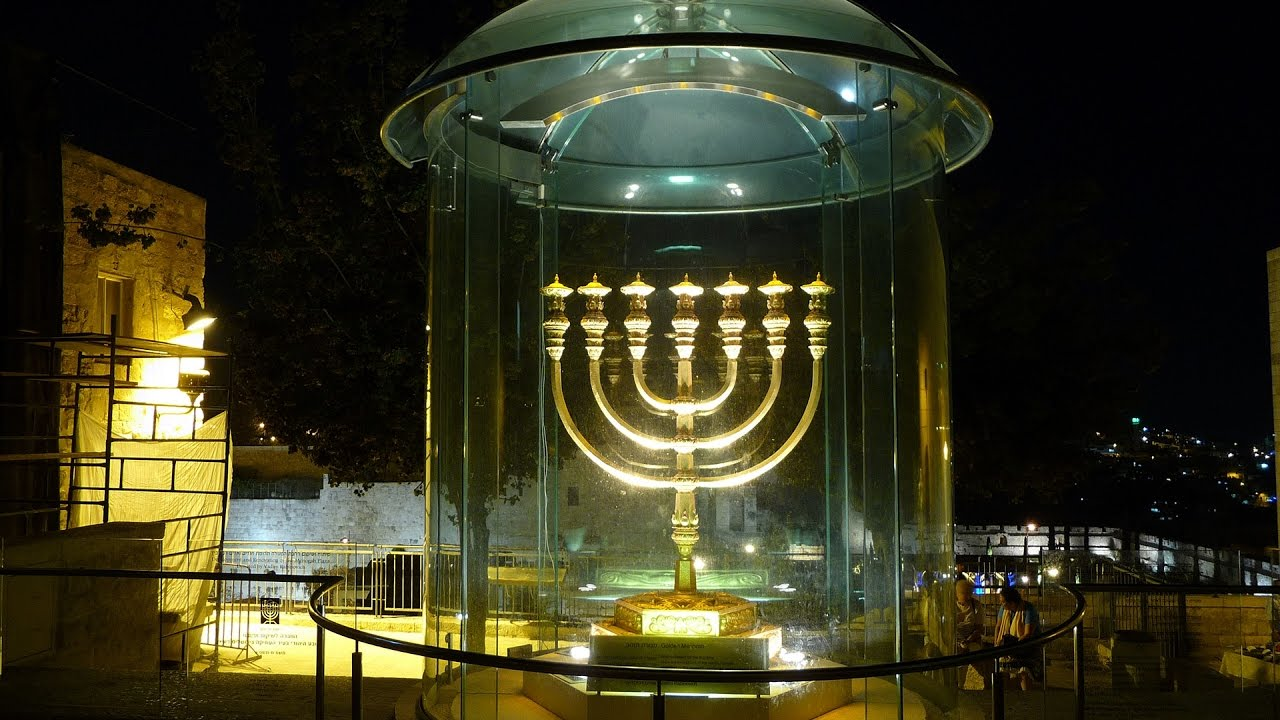 The menorah is a picture of Jesus and the church. Understanding this revelation is the key to receive supernatural wisdom to have victory over any problem. We don't need the natural light of the world -- supernatural problems need to be solved with the light of God's word. In His light, we will see light. Image Credits: https://i.ytimg.com