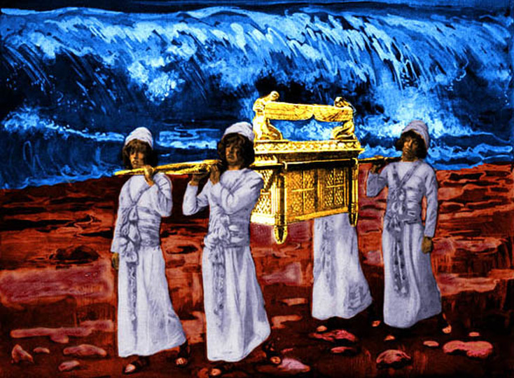 The right way for the Ark of the Covenant to be carried is by the poles, on the shoulders, and not like the system of the world, which is to place it on the bullock cart. When you lift Jesus high, all your enemies will scatter. Whatever God tells you to do, do it His way. When you obey God, He will help you. You just do the first part and He will do the rest.