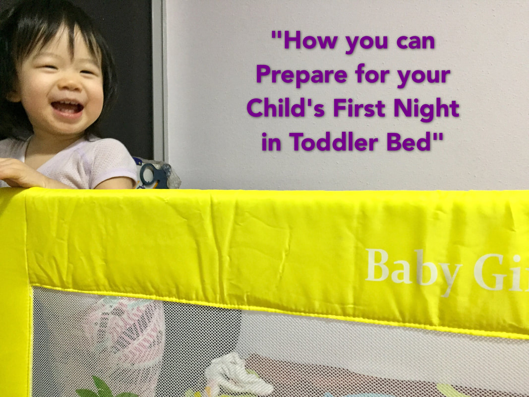 How you can Prepare for your Child's First Night in Toddler Bed