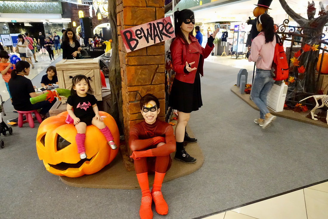 You are reading: Howl-O-Ween 2017 at I12 Katong in Singapore - Our Fun Trick-Or-Treat Adventure