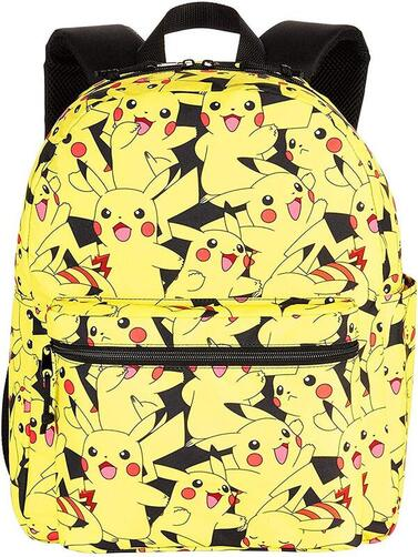 Click to get this cute Pikachu backpack.