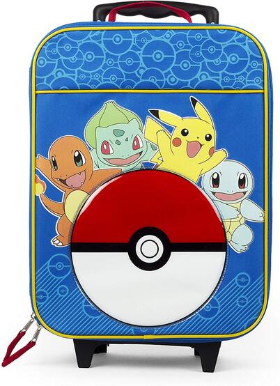 Click to get this Pokemon kids suitcase.
