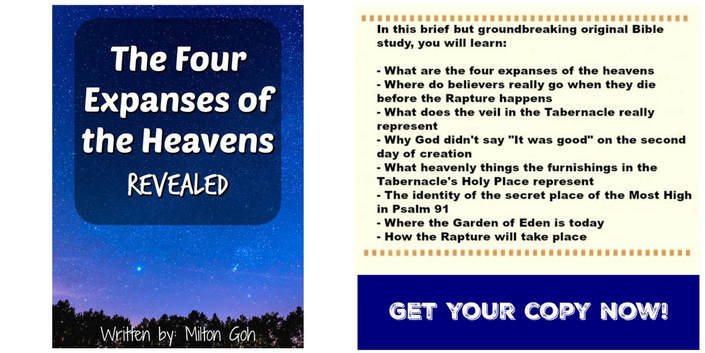 The Four Expanses of the Heavens Revealed